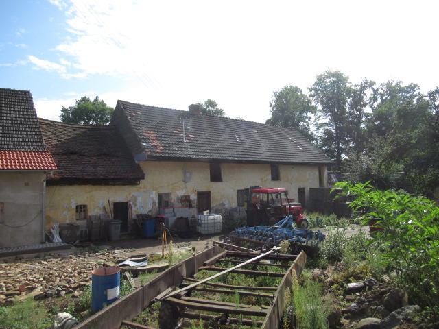 EXE_Rodinný dům v obci Kalenice, okres Strakonice