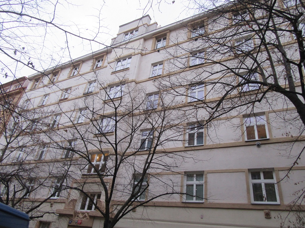 EXE_Podíl nebytových prostor (jednotek) v k. ú. Žižkov, Praha
